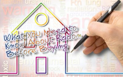 Radon Risks and How to Deal with It