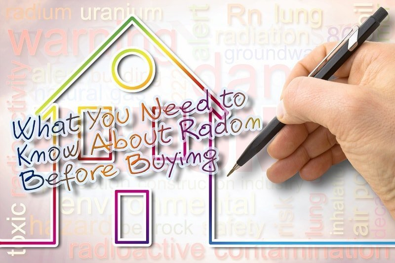 image text: What You Need to Know About Radon Before Buying
