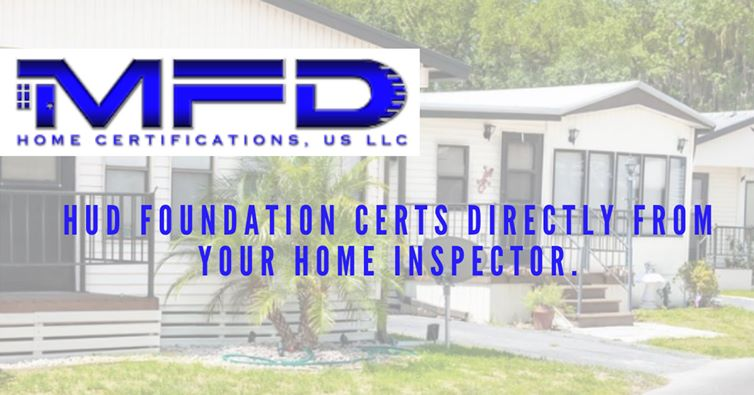 MFD Home Certification logo