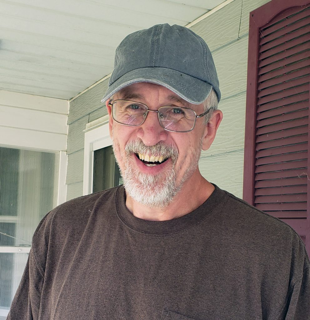 Picture of Marquette home inspector Rich Beasley
